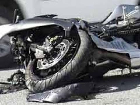 «Έσβησε» οδηγός δικύκλου στην Κρήτη