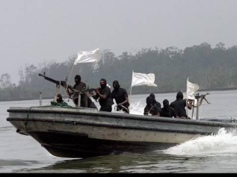 Πειρατεία σε πλοίο με Κυπριακή σημαία