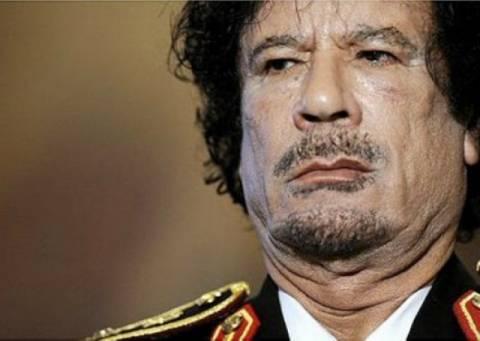 Ο Καντάφι απευθύνει έκκληση να διασωθεί η γενέτειρά του