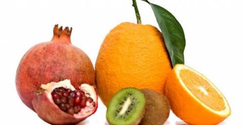 Ακτινίδιο και ρόδι πολύτιμοι σύμμαχοι της υγείας μας