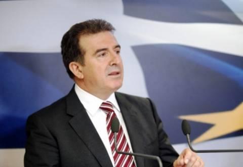Χρυσοχοΐδης στο Spiegel: «Βρισκόμαστε σε πόλεμο με την ύφεση»