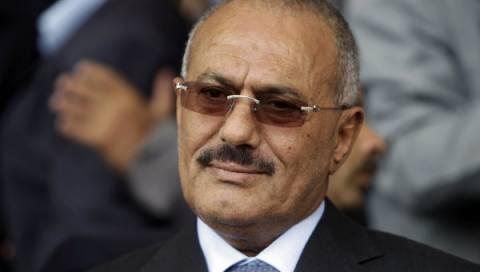 Ο Σάλεχ δεν θα επιστρέψει στην Υεμένη
