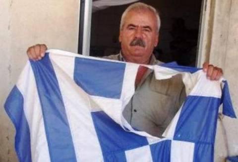 Αλβανοί έκαψαν ελληνική σημαία στην Ηλεία