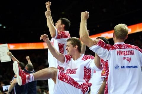 Το χάλκινο μετάλλιο κατέκτησε η Ρωσία