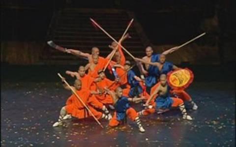 Badminton: Υποδέχεται τους Μοναχούς   Shaolin Kung Fu Masters