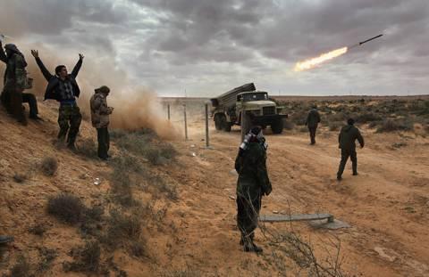 Λιβύη: Το αεροδρόμιο της Σάμπχα στα χέρια των εξεγερμένων