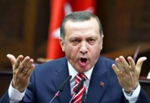 Ερντογάν: Τρέλα οι έρευνες για φυσικό αέριο
