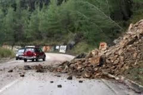 Θεσσαλονίκη: κυκλοφοριακό χάος στην Εγνατία Οδό