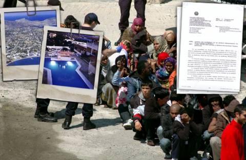 Ξενοδοχείο με πισίνα πληρώνουμε στους λαθρομετανάστες!