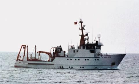 Με το Piri Reis ξεκινούν οι τουρκικές έρευνες