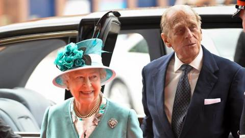 Επίσκεψη της βασίλισσας Ελισάβετ στην Αυστραλία