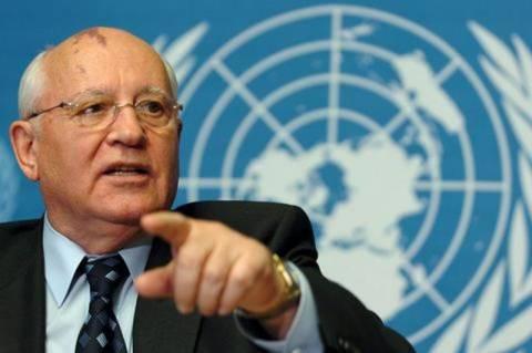 Νέα επίθεση Γκορμπατζόφ στον Πούτιν