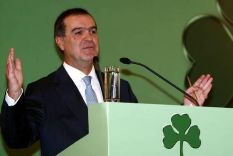 Νέα ανακοίνωση Βγενόπουλου κατά Τζίγγερ
