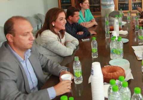 Συνάντηση Ντόρας - ΟΛΜΕ