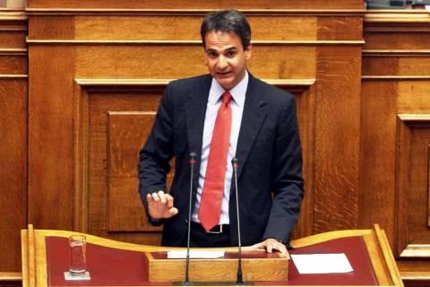 Κυρ. Μητσοτάκης: Η «πράσινη ύφεση» της κυβέρνησης ΠΑΣΟΚ