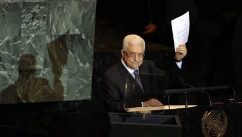 Στην Επιτροπή Ένταξης του ΟΗΕ το αίτημα των Παλαιστίνιων