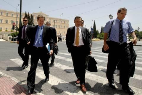 Στην Αθήνα η Τρόικα με άγριες διαθέσεις
