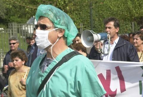 Στους δρόμους οι γιατροί του ΕΣΥ