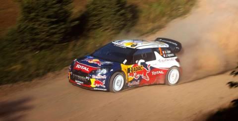 Νίκη Οζιέ και… χαμός στο WRC