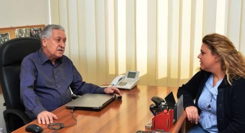 Φ. Κουβέλης στο Nb: Έτοιμος να προσαρτηθεί στο ΚΚΕ ο Τσίπρας