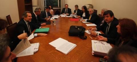 Συνεδρίαση του ΚΤΕ Προστασίας του Πολίτη