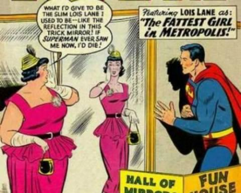 Απαράδεκτα εξώφυλλα comic για τη σύντροφο του Superman!