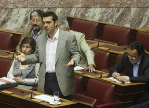 ΣΥΡΙΖΑ: «Η κυβέρνηση έστειλε επιστολές υποταγής στην Τρόικα»