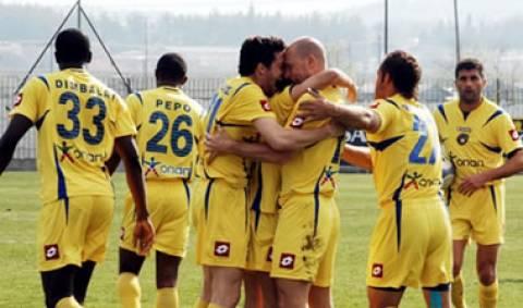 Καθησυχάζουν τους παίκτες στην Τρίπολη