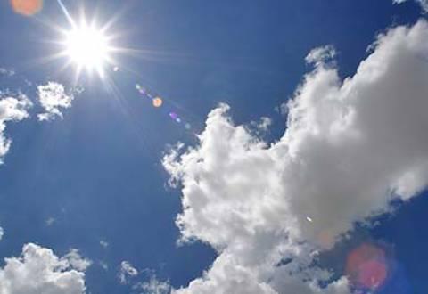 Ζεστός και αύριο ο καιρός