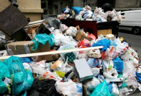 Θα «πνιγεί» στα σκουπίδια η Αττική