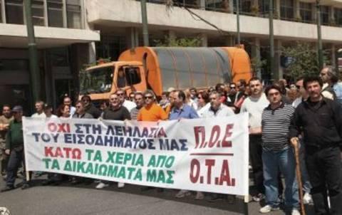 Η ΠΟΕ - ΟΤΑ κλιμακώνει τις κινητοποιήσεις