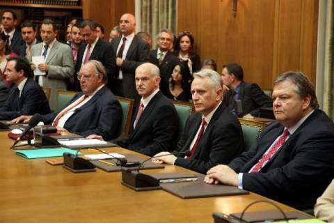 Κυβερνητική σύσκεψη υπό τον πρωθυπουργό για την οικονομία
