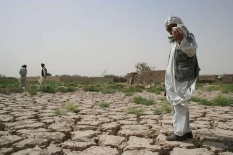 Αντιμέτωπο με τη ξηρασία το Αφγανιστάν
