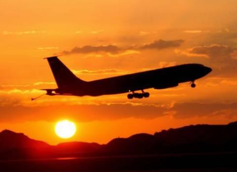 Προβλήματα στις πτήσεις από την «λευκή απεργία»