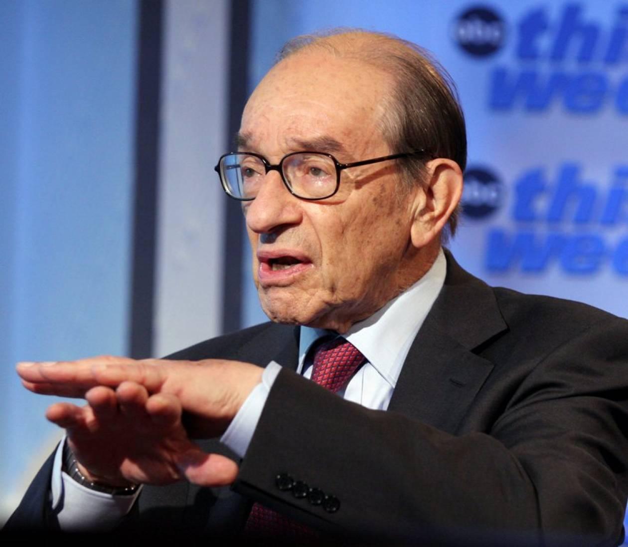 Alan Greenspan: Ήρωας ο Παπανδρέου