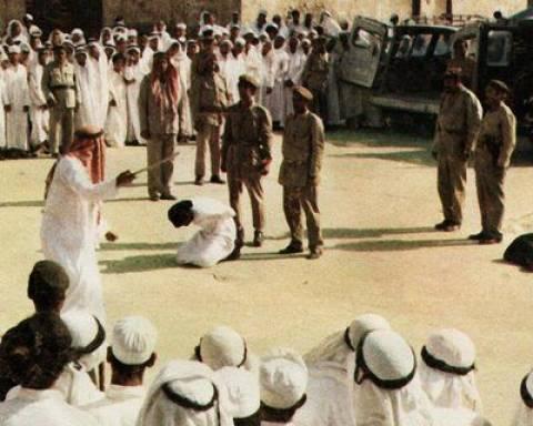 Σ. Αραβία: Εκτέλεση με αποκεφαλισμό για δύο άνδρες