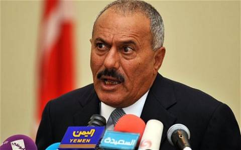 Εγκαταλείπει την εξουσία ο πρόεδρος της Υεμένης