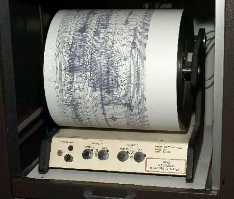 Σεισμός 3.7 ρίχτερ στη Μεγαλόπολη