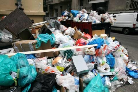 Σωροί προβλημάτων από τα σκουπίδια