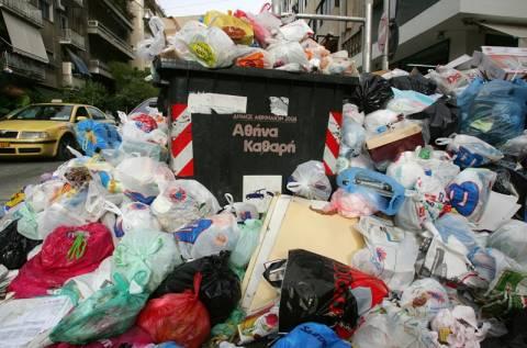Απέραντη χωματερή η Αθήνα