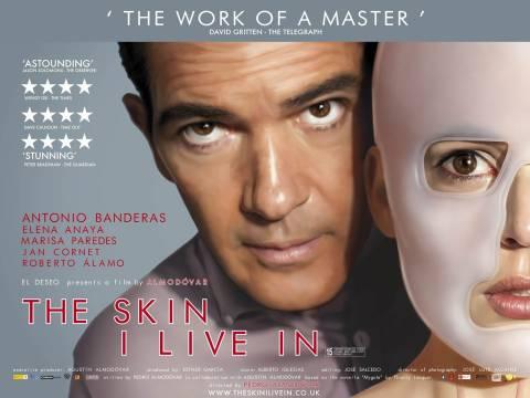 Αντόνιο Μπαντέρας: «Το δέρμα που κατοικώ»