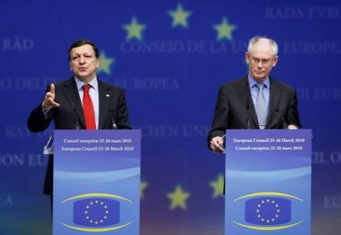 Μπαρόζο και Ρομπάι καλούν την Σλοβακία να εγκρίνουν τον EFSF