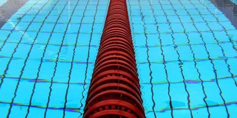 Λουκέτο στο Κολυμβητήριο Ηρακλείου