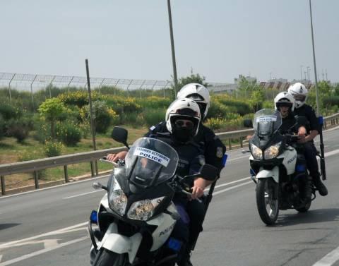 Κυκλοφορούσε με κλεμμένη μοτοσικλέτα