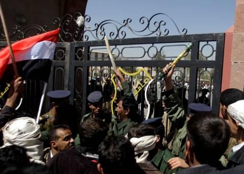 Ελεύθεροι σκοπευτές στην Υεμένη