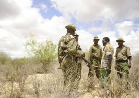Κατά των ισλαμιστών Κένυα – Σομαλία