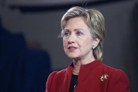 Στη Λιβύη αιφνιδιαστικά  η Χίλαρι Κλίντον