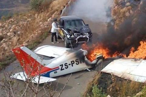 Οκτώ οι νεκροί από το αεροπορικό δυστύχημα στη Μποτσουάνα
