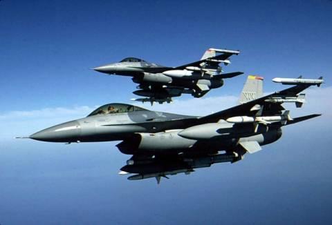 Νέες αερομαχίες από Τουρκικά αεροσκάφη