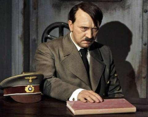 O Αδόλφος Χίτλερ δεν αυτοκτόνησε